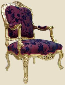 Also Known As Rococo Or Baroque The French Furniture Style Louis XV Flourished During His Reign Of France From 1730 U2013 1775